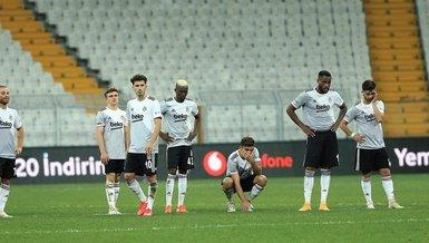 Beşiktaş 1-1 Rio Ave (2-4 pen.) | MAÇ SONUCU