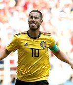 Madrid'in ilk hedefi Hazard