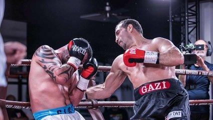 Fırat Arslan WBA Dünya Kıtalararası şampiyonu!