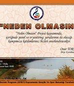 Oryantiring sporcuları Ulugöl'de buluşacak