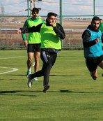 Şanlıurfaspor, Pendikspor maçının hazırlıklarını sürdürüyor