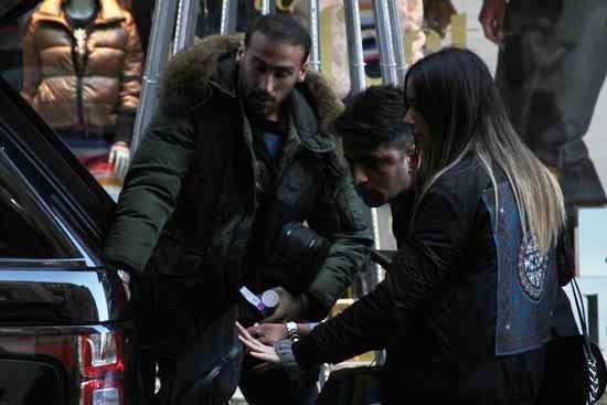 Beşiktaş'ın yıldızı trafik kazasına karıştı