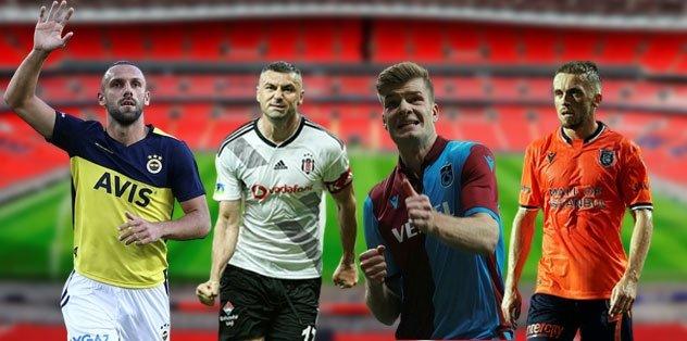 Heyecan dorukta! Süper Lig'de Şahane Pazar - Futbol -