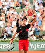 Fransa Açık'ta Novak Djokovic çeyrek finale yükseldi