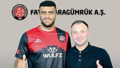 Son dakika spor haberi: Fatih Karagümrük Türk asıllı İtalyan savunma oyuncusu Baniya'yı transfer etti!