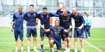 Başakşehir, Sivasspor maçına hazır