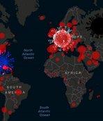 Corona virüsü (korona) tablosu! Dünyada vaka sayısı 6 milyonu geçti