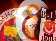 3 büyüklerin transfer raporu! Fenerbahçe, Galatasaray ve Beşiktaş...