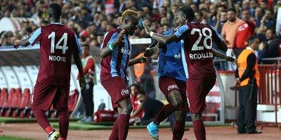Trabzonspor'un ilk 4 hedefi