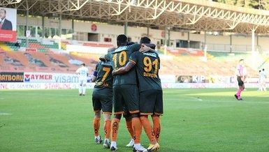 Alanyaspor Konyaspor: 1-0 (MAÇ SONUCU - ÖZET)