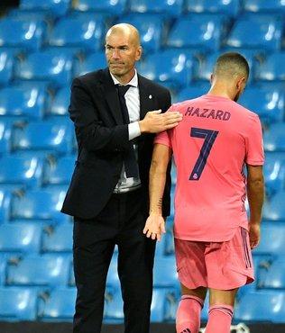 Manchester City maçı sonrası Zidane'dan ayrılık iddialarına yanıt!