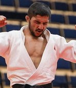 Milli judocu Salih Yıldız Avrupa Şampiyonu oldu