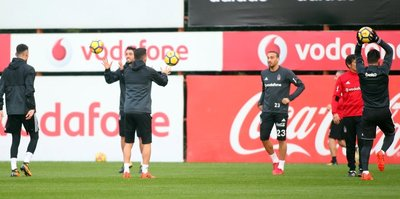 Beşiktaş'ta üç eksik
