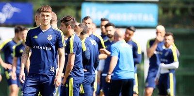 Fenerbahçe'de Sivasspor hazırlıkları tamamlandı