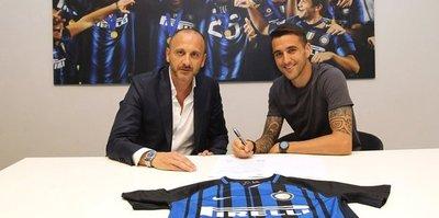 Inter, Vecino'yu transfer etti
