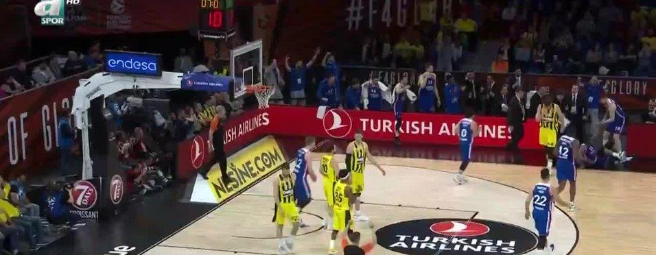Anadolu Efes tarihinde ilk kez finalde