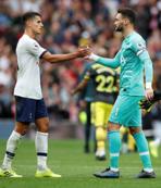 Tottenham 10 kişi kaldığı maçta Southampton'ı yendi