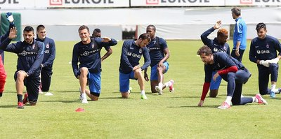Trabzonspor'da Kayserispor hazırlıkları