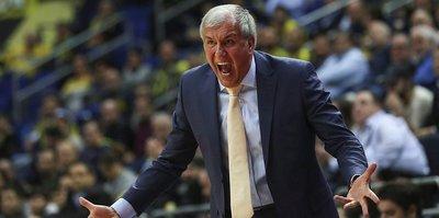 Obradovic: Hakem büyük bir hata yaptı
