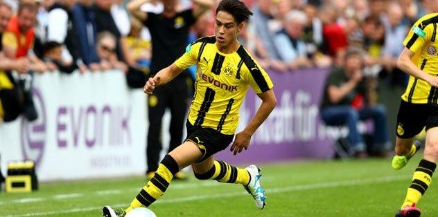 Galatasaray'ın istediği Dortmund'lu Hüseyin Bulut Fenerbahçe için geliyor