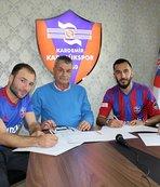 Karabükspor, 3 oyuncuyla sözleşme imzaladı