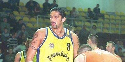 Fenerbahçe'nin eski basketbolcusu Zaza Enden tutuklandı