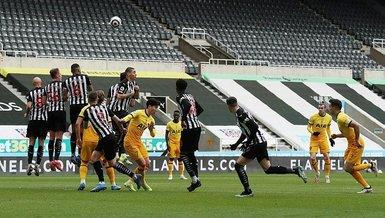 Newcastle United - Tottenham: 2-2 (MAÇ SONUCU - ÖZET)