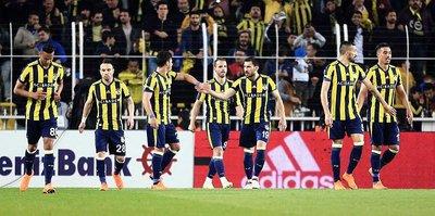 Fenerbahçe, Kadıköy'de galibiyeti hatırladı