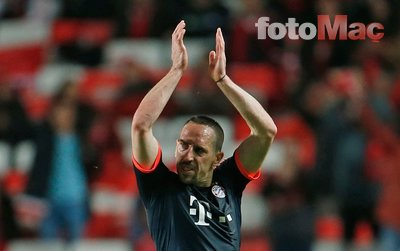 Franck Ribery'den transfer açıklaması
