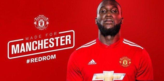 Lukaku resmen Manchester United'da