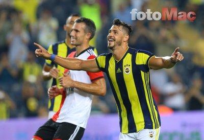 Giuliano Türkiye'ye dönüyor! İşte yeni takımı