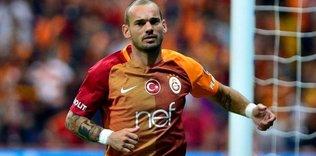 sneijderden flas itiraf bircok arkadasim varken bu kadar yalniz 1593022601062 - Wesley Sneijder: Bir gün Galatasaray'ın teknik direktörü olacağım