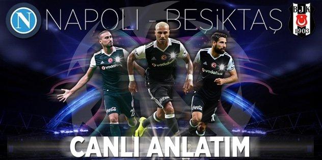 21.45 | Napoli - Beşiktaş