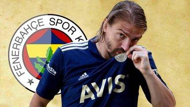 Son dakika: Caner Erkin resmen Fenerbahçe'de!