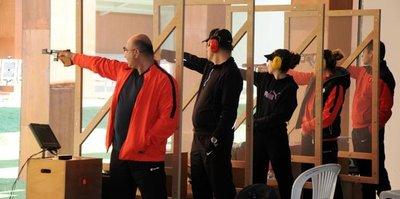 Ateşli Silahlar Türkiye Kupası'na TSK damgası