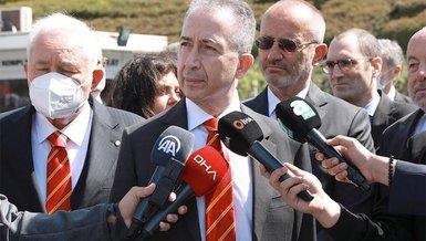 Son dakika spor haberi: Galatasaray Başkan adayı Metin Öztürk: Galatasaray'ımızın ayarlarıyla oynamayın