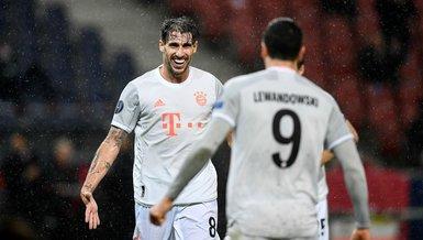 Bayern Münih'te bir devir sona eriyor! Javi Martinez...