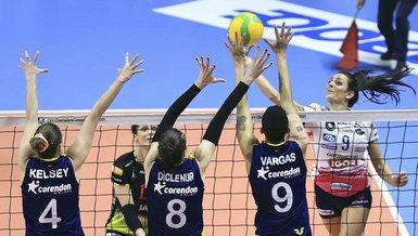Fenerbahçe Opet - Igor Gorgonzola: 1-3 (MAÇ SONUCU) | Voleybol Kadınlar CEV Şampiyonlar Ligi