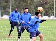 Antalyaspor'da kupa mesaisi başladı