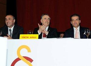 Galatasaray'ın başkan adayı...