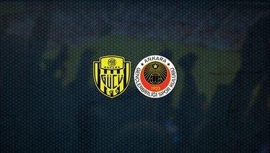 Ankaragücü - Gençlerbirliği maçı ne zaman, saat kaçta ve hangi kanalda canlı yayınlanacak? | Süper Lig