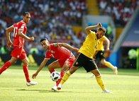 Belçika - Tunus maçından fotoğraflar (MAÇ ÖZETİ)