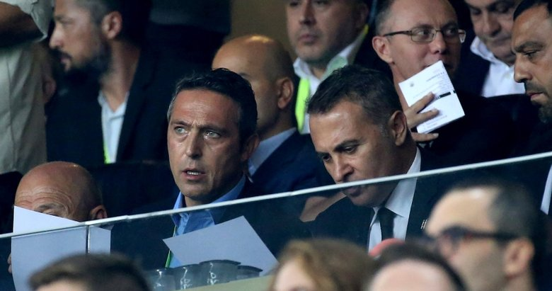 Yönetimden radikal karar! Fenerbahçe Beşiktaş'a yenilirse...
