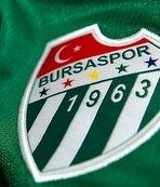 Bursaspor'un corona virüsü testi sonuçları belli oldu!