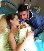 Isla ikinci kez baba oldu