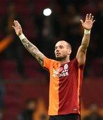 Sneijder'e sürpriz teklif
