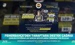 Fenerbahçe taraftarına seslendi! Tribünde yeni dönem