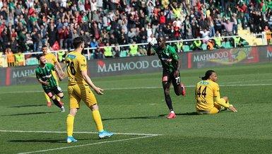 Yeni Malatyaspor'da galibiyet hasreti sürüyor!