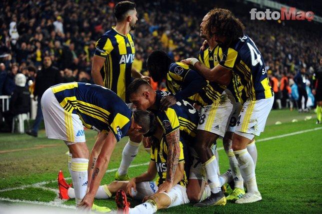 Fenerbahçe transferi resmen bitirdi!