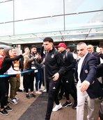 Beşiktaş, Genk maçı için Belçika'da